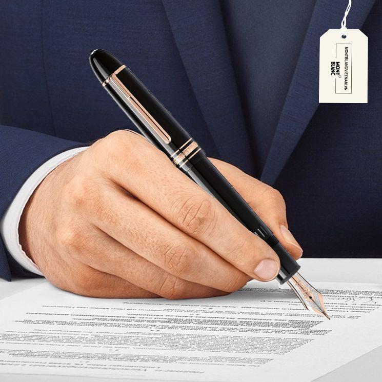 Đánh giá bút Montblanc Meisterstuck 149 chính hãng 112666 có chất lượng vượt trội