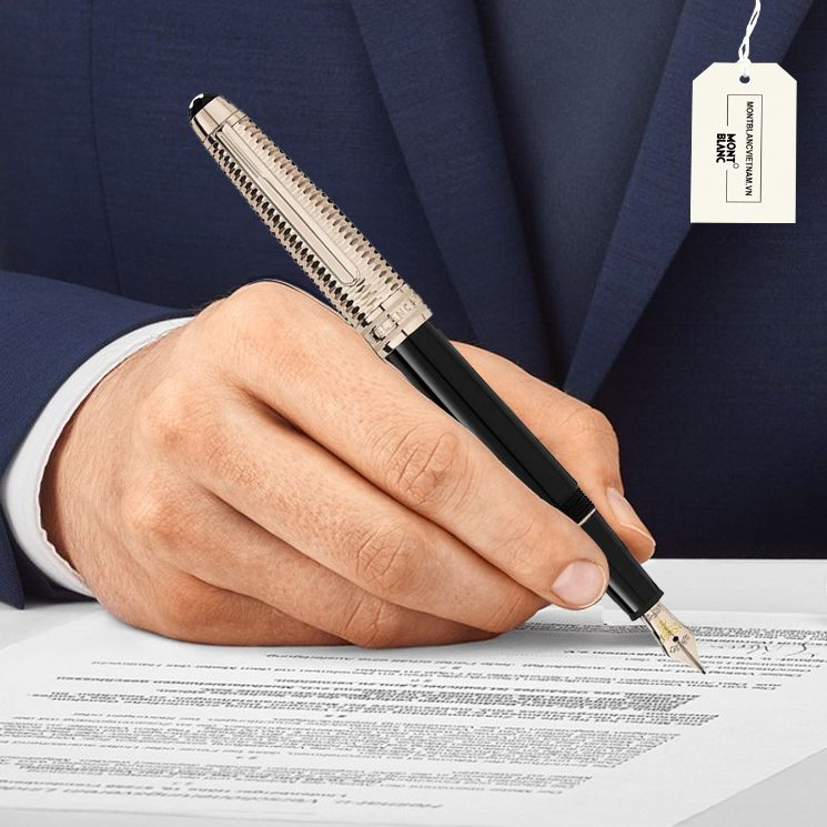 Hướng dẫn cách bảo quản bút máy Montblanc an toàn và hiệu quả